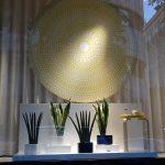 Escaparate diseñado por Pilar Escolano para Vitra Madrid