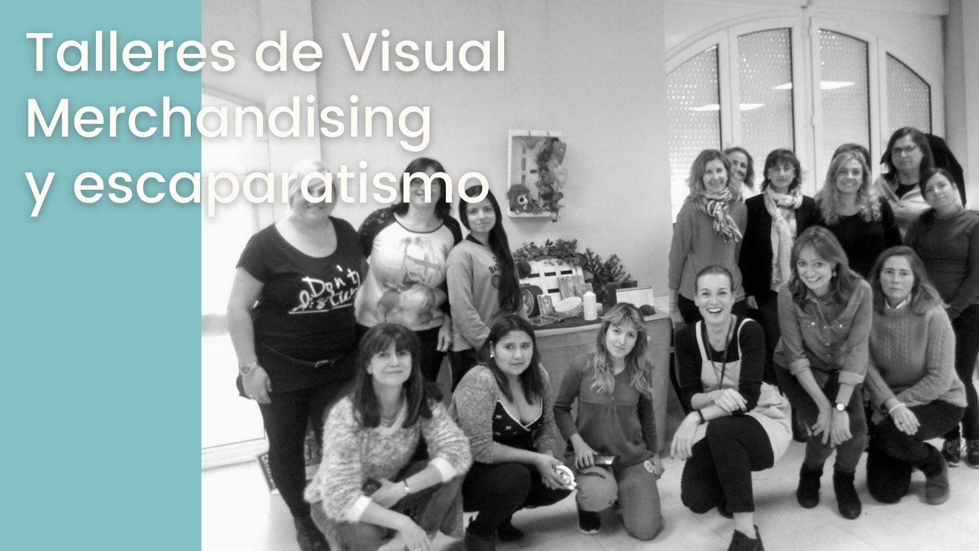 2 Cursos de Visual Merchandising y escaparatismo A EMPRESAS
